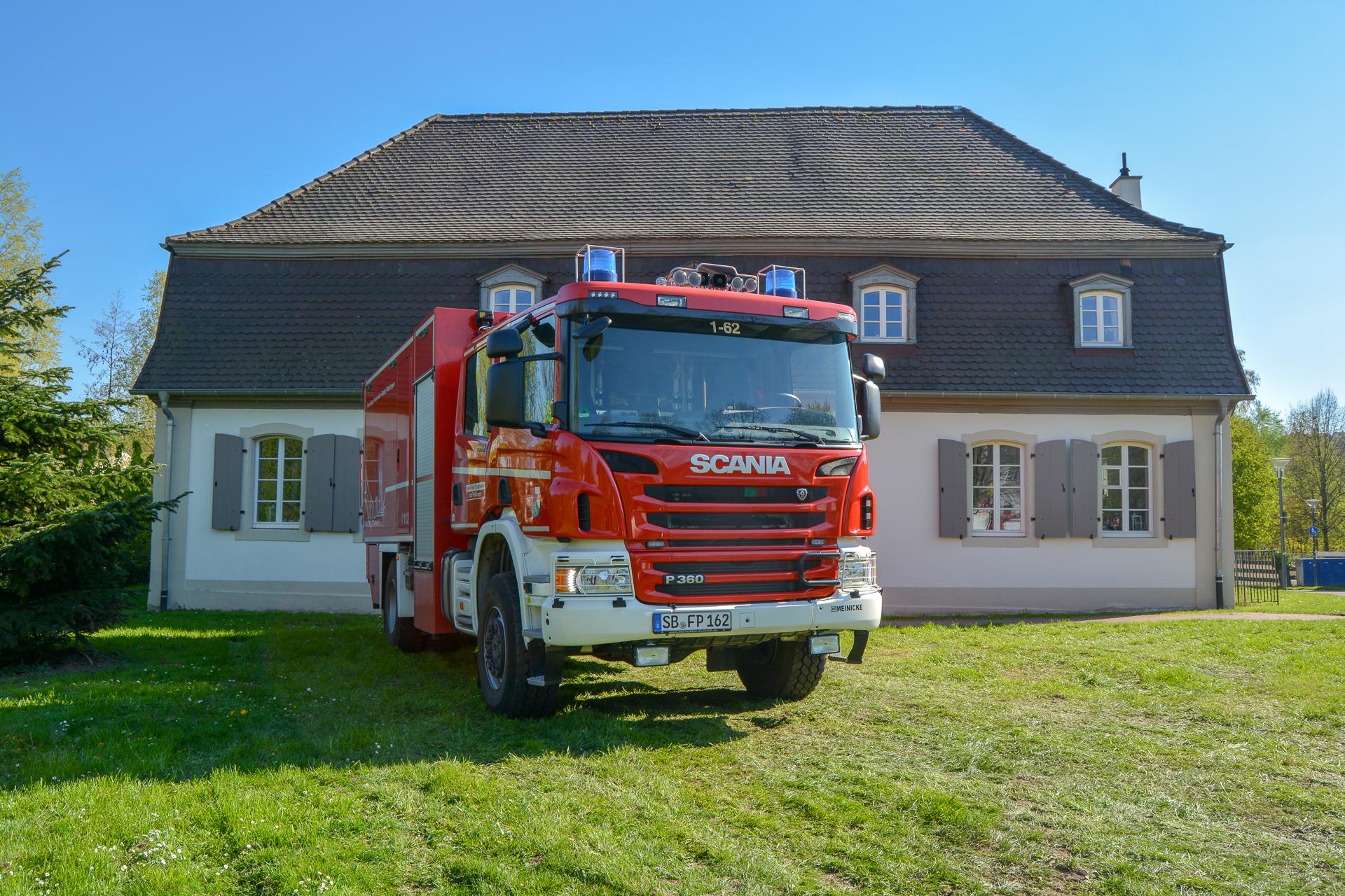 GW-L2 – Freiwillige Feuerwehr der Stadt Püttlingen